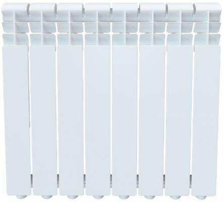 цены Алюминиевые радиаторы отопления Lammin ECO 500/80 8 секций