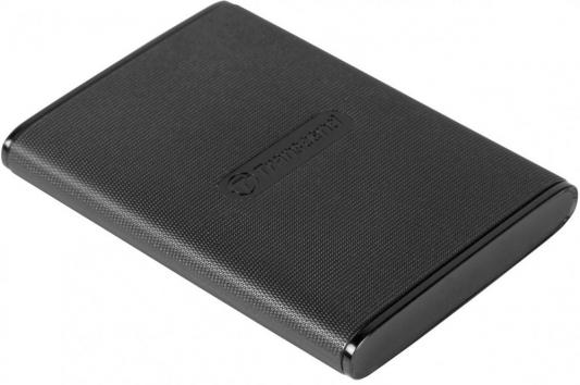Фото - Transcend 480GB USB3.1 ESD230C Portable SSD (USB Type-C) R/W 520/460MB/s портативный ssd transcend esd370c 500gb usb 3 1 g2 type c ts500gesd370c