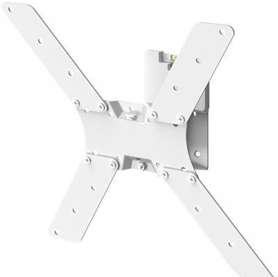 Фото - Кронштейн для телевизора Holder LCD-5519-W белый 32-55 макс.45кг настенный поворот и наклон кронштейн