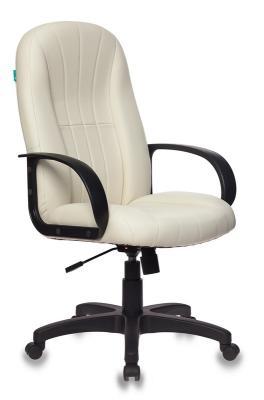 Кресло руководителя Бюрократ T-898/OR-10 молочный кресло руководителя бюрократ кресло руководителя бюрократ t 9904sl
