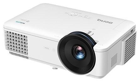 Проектор Benq LW720 DLP 4000Lm (1280x800) 100000:1 ресурс лампы:20000часов 2xHDMI 5.6кг цена и фото
