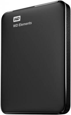 """цена на Жесткий диск WD Original USB 3.0 500Gb WDBMTM5000ABK-EEUE Elements Portable 2.5"""" черный"""