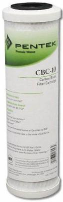 CBC-10 Картридж Pentek прессованный порошковый активированный уголь 0,5 мкм картридж pentek cc 10