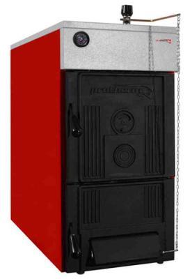 Фото - Твердотопливный котёл Protherm Z004122 (Бобер 30 DLO 23-24 кВт) 23 кВт напольный твердотопливный котел protherm бобёр 60 dlo