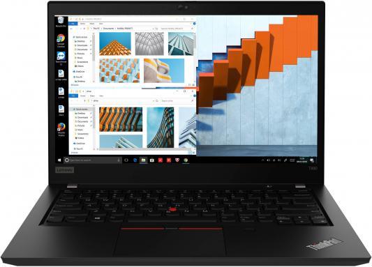Ноутбук Lenovo ThinkPad T490 14 1920x1080 Intel Core i7-8565U 512 Gb 16Gb Bluetooth 5.0 Intel UHD Graphics 620 черный Windows 10 Professional 20N2000LRT