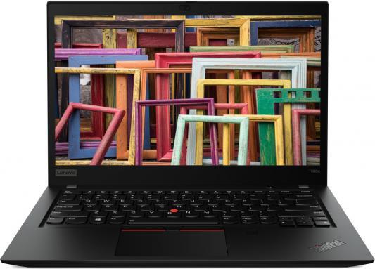 Ноутбук Lenovo ThinkPad T490s (20NX0007RT) ноутбук