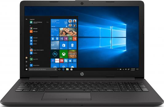 Ноутбук HP 250 G7 Core i3 7020U/4Gb/SSD256Gb/DVD-RW/15.6/SVA/HD (1920x1080)/Free DOS 2.0/silver/WiFi/BT/Cam