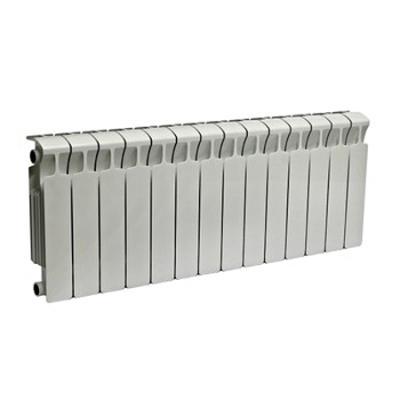 Радиатор RIFAR Monolit 500 х14 сек НП лев (MVL) 50мм биметаллический радиатор rifar рифар b 500 нп 10 сек лев кол во секций 10 мощность вт 2040 подключение левое