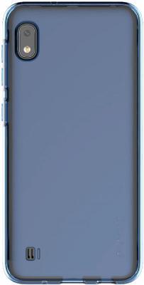 Чехол (клип-кейс) Samsung для Samsung Galaxy A10 araree A cover синий (GP-FPA105KDALR) клип кейс araree samsung galaxy a10 gp fpa105k purple