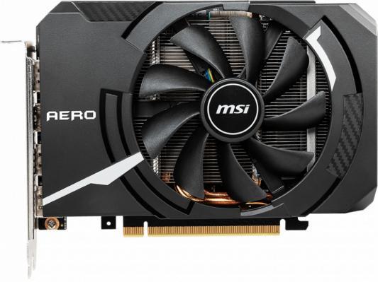 Видеокарта MSI nVidia GeForce RTX 2060 AERO ITX OC PCI-E 6144Mb GDDR6 192 Bit Retail (RTX 2060 AERO ITX 6G OC) фото