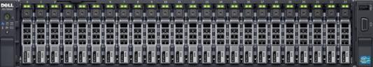 Сервер Dell PowerEdge R730xd 1xE5-2630v4 x26 2.5 H730 iD8En 5720 4P 1x750W 3Y PNBD (210-ADBC-315)