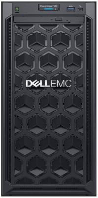 Сервер Dell PowerEdge T140 1xE-2174G 1x16GbUD x4 1x1Tb 7.2K 3.5 SATA RW H730p FP iD9Ex 1G 2P 1x365W 3Y NBD cabled (T140-4737)