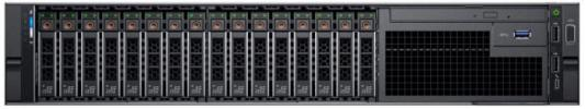 Сервер Dell PowerEdge R740 2x4114 2x16Gb x16 2.5 H730p LP iD9En 10G 2P+1G 2P 2x750W 3Y PNBD Broadcom 57416, 10 Гбит/с, Base-T + двухпортовый адаптер 5720, 1 Гбит/с (210-AKXJ-13-1)