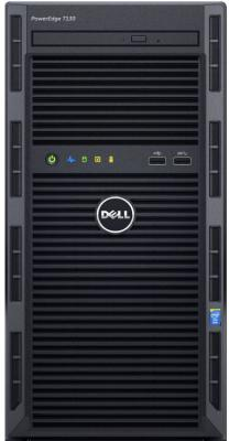 Сервер Dell PowerEdge T130 1xE3-1270v6 1x8Gb 2RUD x4 1x1Tb 7.2K 3.5 SATA RW iD8Ex 1G 2Р 1x290W 3Y NBD (210-AFFS-38)