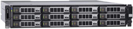 Дисковая полка Dell MD1400 x12 3.5 2x600W PNBD 3Y 2х2m Cab SAS HD-Mini-HD-Mini (210-ACZB-19) дисковая полка dell pv md1220 210 30718 41