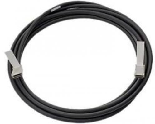 Кабель HPE BLc 40G QSFP+ QSFP+ 3m DAC (720199-B21)
