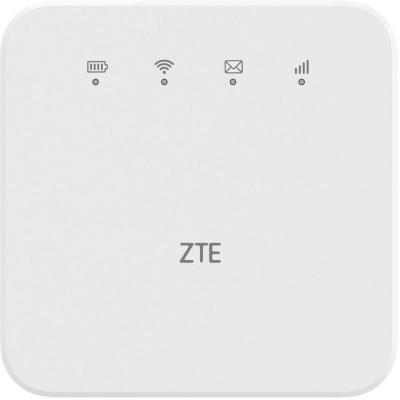 Модем 2G/3G/4G ZTE MF927RU USB Wi-Fi VPN Firewall +Router внешний белый модем 4g zte mf920 usb wi fi vpn firewall router внешний черный