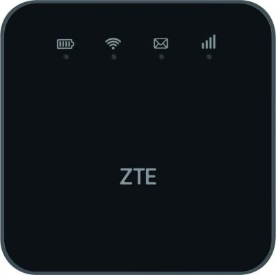 Модем 2G/3G/4G ZTE MF927RU USB Wi-Fi VPN Firewall +Router внешний черный модем zte mf833r usb firewall router черный