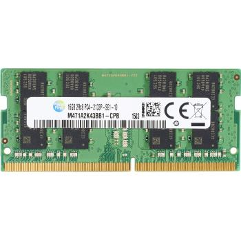 Память HP (Z9H53AA) 16Gb DDR4 2400 SODIMM ниппель баз hp ду 20