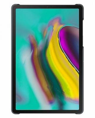 цена Чехол Samsung для Samsung Galaxy Tab S5e Slim Cover поликарбонат черный (EF-IT720CBEGRU) онлайн в 2017 году