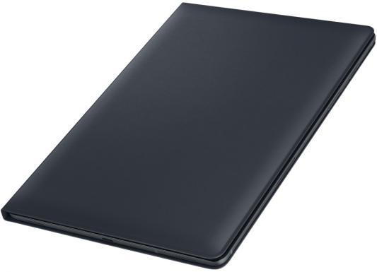 Чехол-клавиатура Samsung для Samsung Galaxy Tab S5e EJ-FT720BBRGRU полиуретан/поликарбонат черный samsung чехол книжка samsung для galaxy note8 полиуретан черный