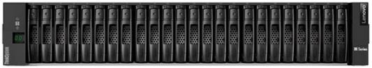 Система хранения Lenovo ThinkSystem DE2000H SAS Hybrid Flash Array 2U24 SFF (7Y71A000WW) адаптер hba lenovo thinksystem 430 8e sas sata 12гбит с mini sas hd sff 8644 7y37a01090