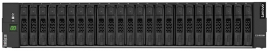 лучшая цена Система хранения Lenovo ThinkSystem DE2000H iSCSI Hybrid Flash Array 2U24 SFF (7Y71A003WW)