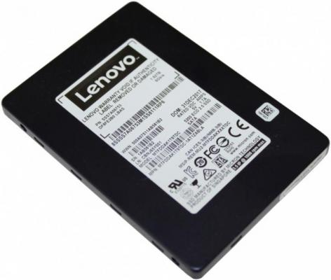 """Накопитель SSD Lenovo 1x480Gb SATA 4XB7A10153 Hot Swapp 2.5"""" цена"""