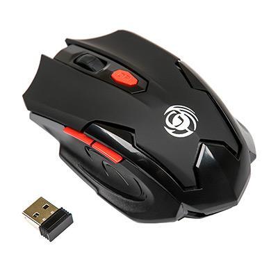 Мышь MRGK-10U Dialog Gan-Kata RF 2.4G Optical - игровая, 6 кнопок + ролик, USB геймпад dialog gan kata gp a16rf black