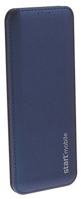 Внешний аккумулятор Power Bank 6000 мАч СТАРТ DOVE синий P06S-BL аккумулятор