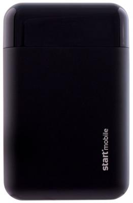 лучшая цена Внешний аккумулятор Power Bank 10000 мАч СТАРТ EAGLE черный P10MCQC-B