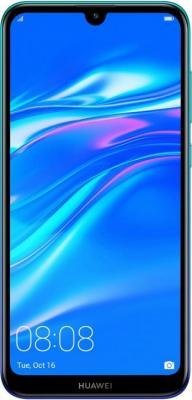 Huawei Y7 2019 Aurora Blue цена и фото