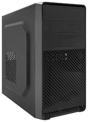 CROWN Корпус MiniTower CMC-4102 (CM-PS450office) корпус microatx minitower crown cmc 401 cm ps450office 450w black