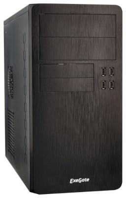 Корпус microATX Exegate SP-415UP 450 Вт чёрный (EX277200RUS)