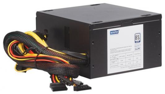 БП ATX 500 Вт Navan APFC-500W цена и фото