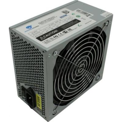 Блок питания ATX 500 Вт PowerCool ATX-500W-APFC-14