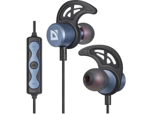 Гарнитура Defender FreeMotion B685 синий 63685 стоимость