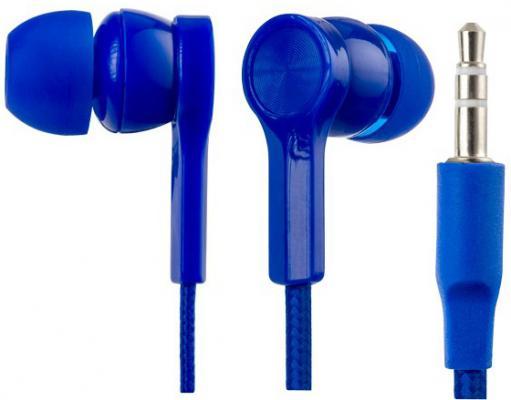Наушники Perfeo RETE синий PF_A4626 наушники sony mdr zx310ap синий