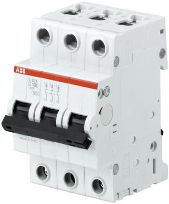 ABB 2CDS253001R0804 Автомат.выкл-ль 3-полюсной S203 C80
