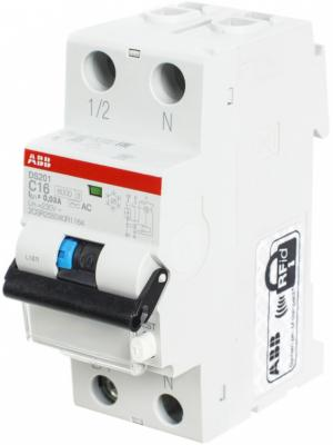ABB 2CSR255040R1164 Выключатель авт.диф.т.DS201 C16 AC30