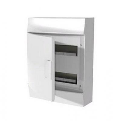 ABB 1SPE007717F9973 Бокс настенный Mistral41 24М непрозрачная дверь (с клемм)