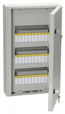 IEK MKM11-N-36-54-Z Корпус металлический ЩРн-36з-0 У2 IP54 тюнер цифровой dvb t2 bbk smp022hdt2 серый