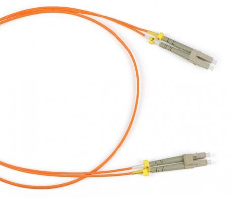 Hyperline FC-D2-504-LC/PR-LC/PR-H-5M-LSZH-MG Патч-корд волоконно-оптический (шнур) MM 50/125(OM4), LC-LC, duplex, LSZH, 5 м boxpop lc 504 35