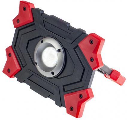 """Perfeo PF_A4417 фонарь-прожектор """"Work Light"""", COB-5W, 470LM, красный"""