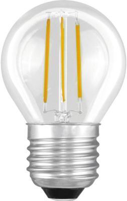 Лампа светодиодная шар Camelion LED5-G45-FL/845/E27 E27 5W 4500K космос экономик cw 7 5w 220v e27 4500k lkecled7 5wcwe2745