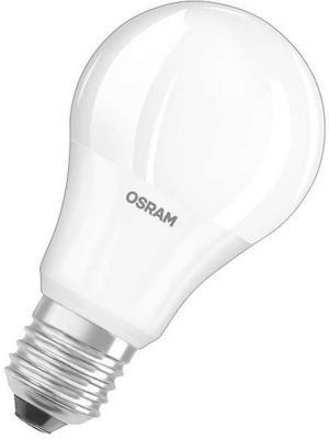Osram Лампа светодиодная LED 9Вт Е27 CLA75 FR 4000K матовая (4058075086647) цена