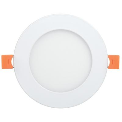 Картинка для Iek LDVO0-1602-1-7-K02 Светильник ДВО 1602 белый круг LED 7Вт 4000К IP20 {алюм. корпус, диам 120 мм}