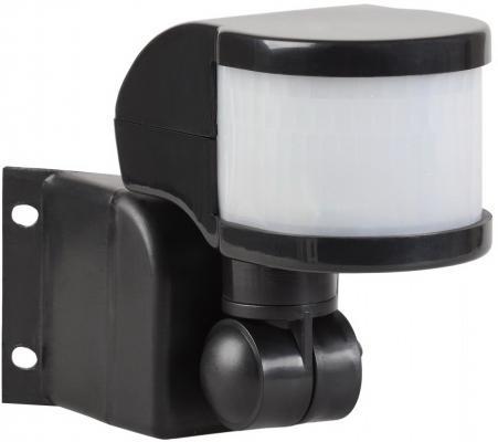 Iek LDD10-018B-1100-002 Датчик движения ДД 018В черный, макс. нагрузка 1100Вт, угол обзора 270град, дальность 12м, IP44, ИЭК все цены