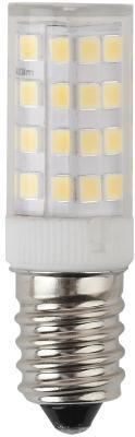 ЭРА Б0033030 Светодиодная лампа LED smd T25-5W-CORN-827-E14 лампа светодиодная 3вт g9 220в smd jcd эра 827 теп св