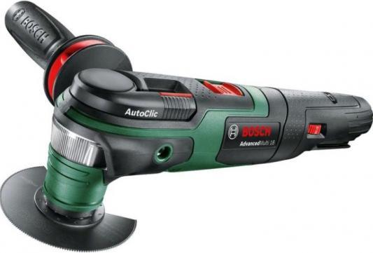 Многофункциональный инструмент Bosch AdvancedMulti18 зеленый/черный bosch als 30 зеленый